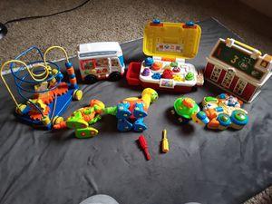 Juguetes para niño $12 por todo for Sale in Dallas, TX