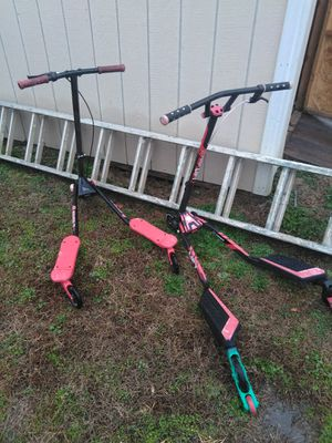 Flicker a3 air and flicker lift for Sale in Durham, NC