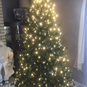 Brand new in box 7.5 foot Christmas tree for Sale in Lombard, IL