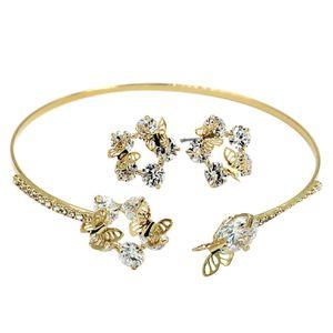 Wild mini butterfly earrings bracelet set for Sale in Atherton, CA