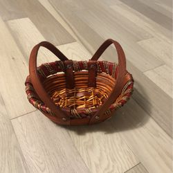 Basket - 11 1/2 inches long by 8 1/2 Inches Wide for Sale in Bloomington,  IL