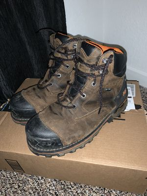 MEN WORKING BOOTS for Sale in Orlando, FL