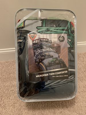 Monster Jam Twin Comforter for Sale in Richmond Hill, GA