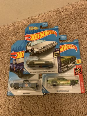 HOT WHEELS SUPER T HUNTS LOT OF 3 for Sale in Aurora, CO