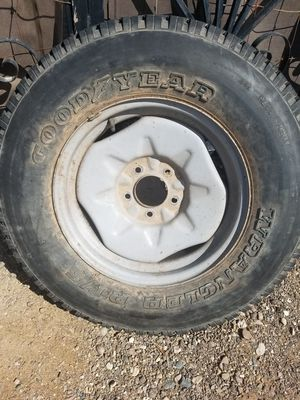 Tractor front tire and rim for Sale in Mesa, AZ