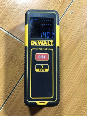 DEWALT 65 ft. Laser Distance Measurer for Sale in Huntington Park, CA