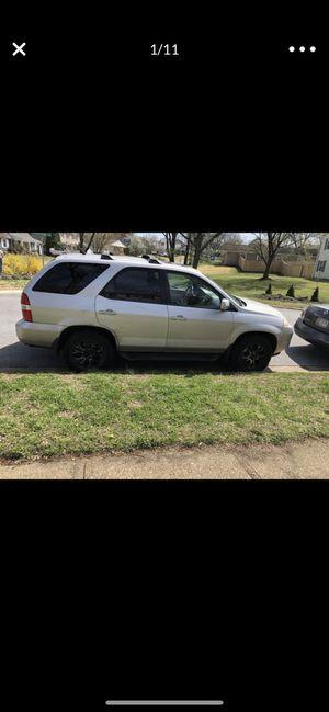 Acura MDX SILVER TRUCK for Sale in Calverton, MD