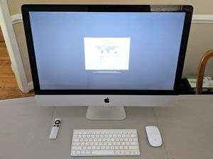 "Apple 27"" iMac Computer Late-2009 1 Terabyte with Wireless Keyboard / Mouse macOS High Sierra for Sale in Simpsonville, SC"