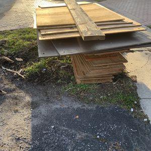 Free-Marine Grade Wood for Sale in Boca Raton, FL