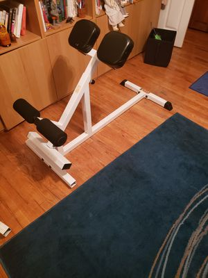 Back extension exercise machine. for Sale in Abingdon, MD