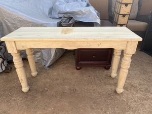 Entry table 40th st and Greenway for Sale in Phoenix, AZ