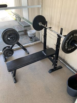 Compact weight bench for Sale in Pinellas Park, FL