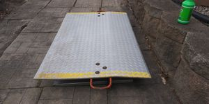 """Heavy Duty Commerical Dock Plate 48""""x 30""""-$325(Livonia) for Sale in Livonia, MI"""