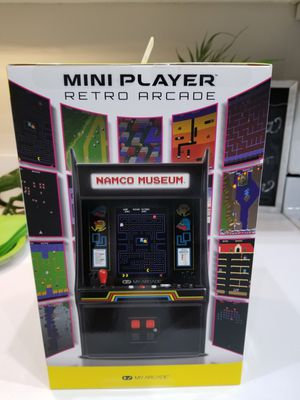 MY ARCADE MINI PLAYER RETRO ARCADE 20 Built In Games, Fully Playable NEW PAC MAN for Sale in Davie, FL