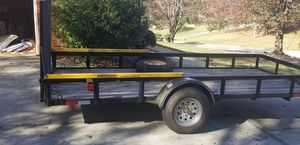6x14 utility trailer for Sale in McDonough, GA