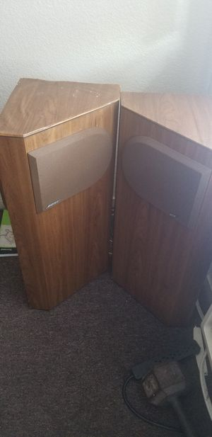 Bose speakers both for 50$ for Sale in Turlock, CA