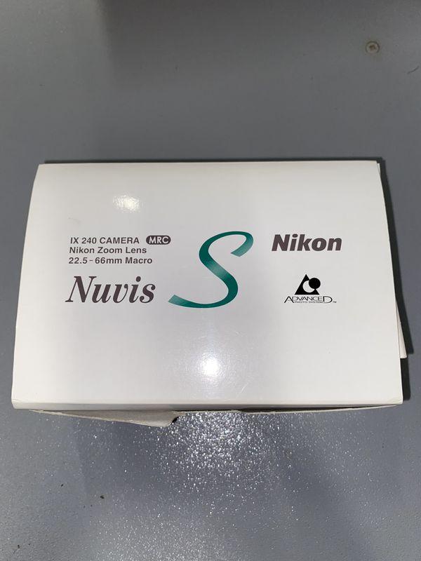 Nikon Nuvis S Digital Camera