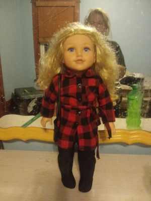 Brand new a newberry doll 18 inch for Sale in Columbus, OH