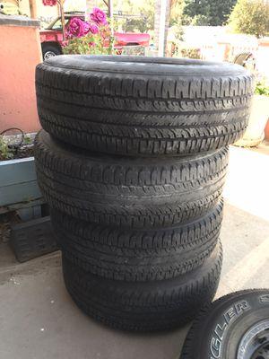 BFGoodrich Tires 80% life Black 5 spoke rim for Sale in Watsonville, CA