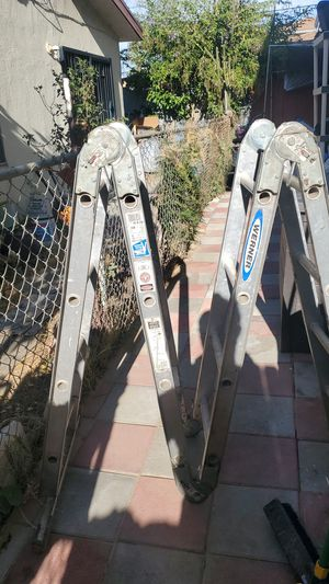 folding ladders for Sale in Bell Gardens, CA