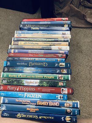 Disney Blu-ray collection $3 each for Sale in El Cajon, CA