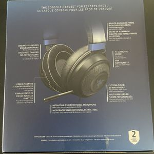 Razor Kraken Wired headset for Sale in Los Angeles, CA