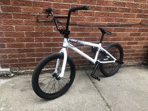 2012 Haro 200.2 BMX Bike 20.5 inch top tube white for Sale in Dearborn Heights, MI