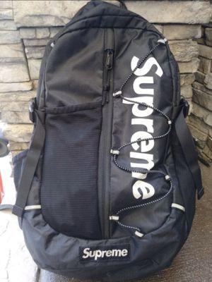 Supreme SS17 backpack for Sale in Fullerton, CA