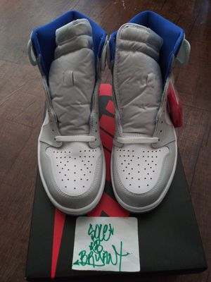 Jordan 1 Zoom Racer Blue for Sale in Las Vegas, NV
