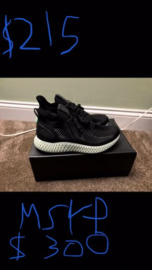 Adidas Alpha Edge 4d size 10.5 for Sale in Chicago, IL