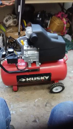 Husky air compressor for Sale in Camas, WA