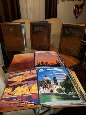 Collectible Arizona Highway Magazines with 5 cases for Sale in Litchfield Park, AZ