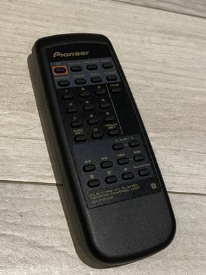 Pioneer CD Remote CU-PD100 for Sale in New York, NY