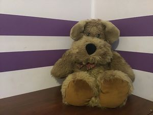 Super cute and fluffy teddy bear for Sale in Los Angeles, CA