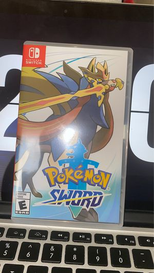 Pokémon Sword - Nintendo Switch Game for Sale in Galloway, OH