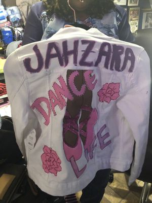 HAND PAINTED APPAREL!!!! CUSTOM, PAINTED AND PERSONALIZED for Sale in Washington, DC
