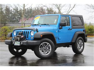 2014 Jeep Wrangler for Sale in Marysville, WA