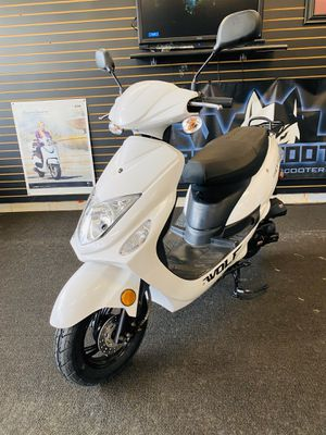 2020 Wolf 49cc RX50 Scooter. Only $1199! for Sale in Tallahassee, FL