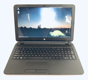 Hp 15 laptop, Intel, 4gb ram, 500gb hd, hdmi, win10, office16 for Sale in Plano, TX