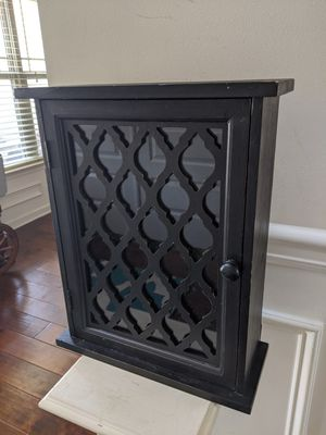 Hobby Lobby Black Wall Cabinet for Sale in Greer, SC