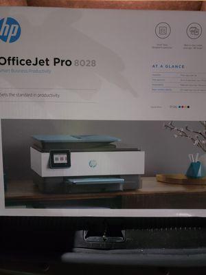 Hp officejet pro 8028 for Sale in Trenton, NJ