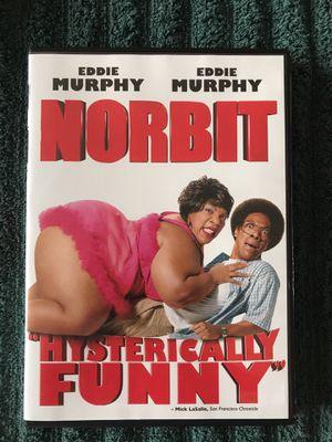 Norbit DVD widescreen PG13 for Sale in Ayden, NC