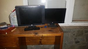HP monitors for Sale in Lancaster, CA