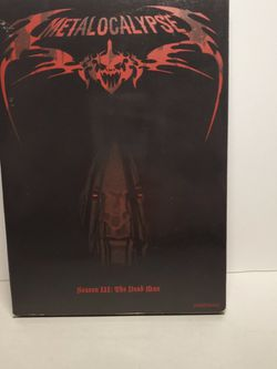 Metalocalypse: Season 3 for Sale in Kirkland,  WA