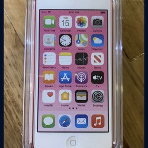 Pink iPod Touch Brand New for Sale in Chino Hills, CA
