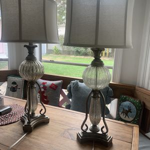 Set of table lamps for Sale in Houston, TX