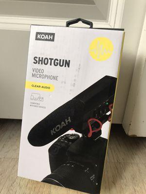 KOAH MICROPHONE for Sale in Corona, CA