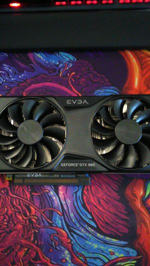 EVGA GTX 980 SC ACX 2.0 for Sale in Los Angeles, CA