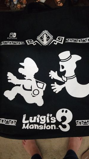 Luigi's Mansion 3 Bag for Sale in Lake Elsinore, CA