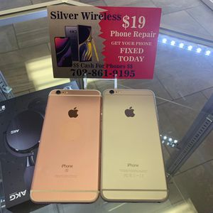 iPhone 6S Factory Unlocked 32gb for Sale in Las Vegas, NV